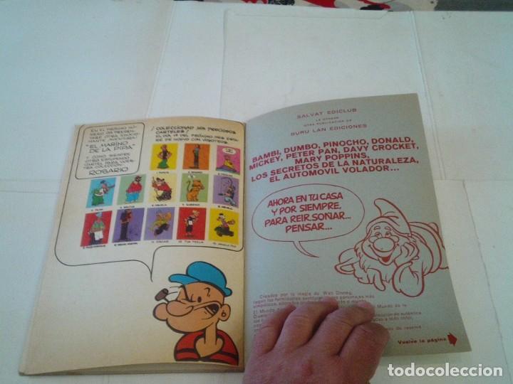 Cómics: POPEYE - NUMERO 1 - REY DE LAS ESPINACAS - EDICIONES BURU LAN - GORBAUD - CJ 118 - Foto 4 - 217422115