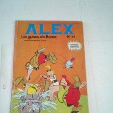 Cómics: ALEX - NUMERO 12 - LOS GUISOS DE ROMA - BURU LAN - GORBAUD - CJ 118. Lote 217422963