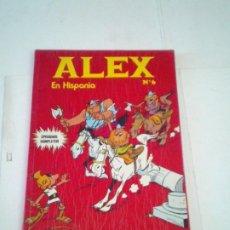 Cómics: ALEX - NUMERO 6 - ALEX EN HISPANIA - BURU LAN - GORBAUD - CJ 118. Lote 217423156