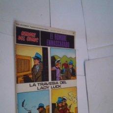 Cómics: EL HOMBRE ENMASCARADO - BURU LAN - FASCICULO NUMERO 57 - GORBAUD - CJ 118. Lote 217584528