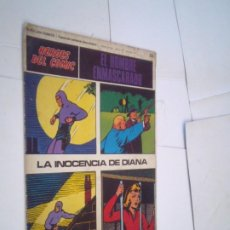 Cómics: EL HOMBRE ENMASCARADO - BURU LAN - FASCICULO NUMERO 50 - GORBAUD - CJ 118. Lote 217584578