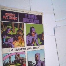Cómics: EL HOMBRE ENMASCARADO - BURU LAN - FASCICULO NUMERO 09 - GORBAUD - CJ 118. Lote 217584606