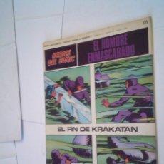 Cómics: EL HOMBRE ENMASCARADO - BURU LAN - FASCICULO NUMERO 05 - GORBAUD - CJ 118. Lote 217584620