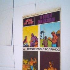 Cómics: EL HOMBRE ENMASCARADO - BURU LAN - FASCICULO NUMERO 03 - GORBAUD - CJ 118. Lote 217584635