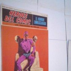 Cómics: EL HOMBRE ENMASCARADO - BURU LAN - FASCICULO NUMERO 7 - BUEN ESTADO - GORBAUD - CJ 118. Lote 217584715