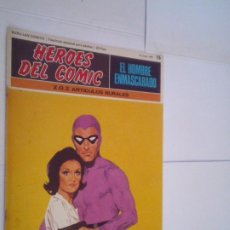 Cómics: EL HOMBRE ENMASCARADO - BURU LAN - FASCICULO NUMERO 16 - BUEN ESTADO - GORBAUD - CJ 118. Lote 217584822