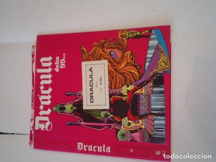 Cómics: DRACULA - TAPAS PARA ENCUADERNAR TOMO 5 - BURU LAN - CON SUS GUARDAS E INDICES - MUY BUEN ESTADO - Foto 3 - 217803751
