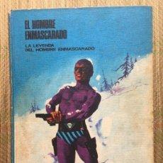 Cómics: EL HOMBRE ENMASCARADO TOMO 0 - BURULAN - GCH1. Lote 217805633