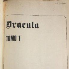 Cómics: DRACULA TOMO 1 - BURULAN - GCH1. Lote 217806090