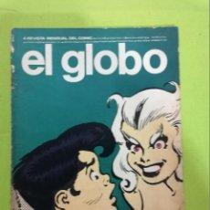 Cómics: EL GLOBO * 4 REVISTA MENSUAL DEL COMIC ** BURU LAN 1973. Lote 218277181
