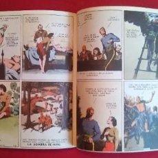 Cómics: TOMO FLASH GORDON Nº 1 DE ALEX RAYMOND - COMIC DEL 1 AL 13 (ENCUADERNADO -TAPAS CASERAS). Lote 218561913