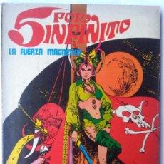 Comics: 5 POR INFINITO-LA FUERZA MAGNETICA. Lote 218742578
