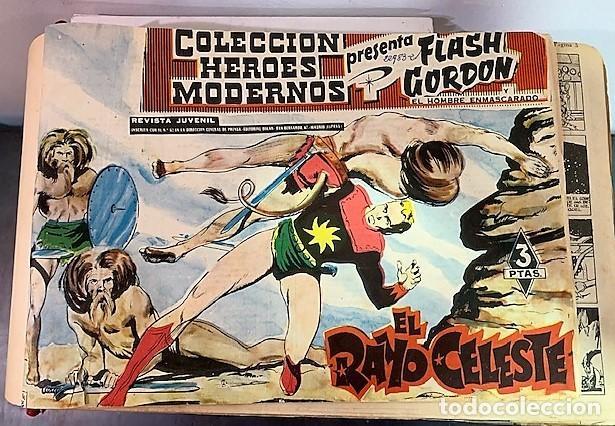 FLASH GORDON DEL 1 AL 70 (Tebeos y Comics - Buru-Lan - Flash Gordon)