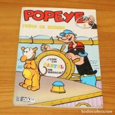 Cómics: POPEYE 5 PUÑOS DE HIERRO, BURU LAN 1972. Lote 218761417