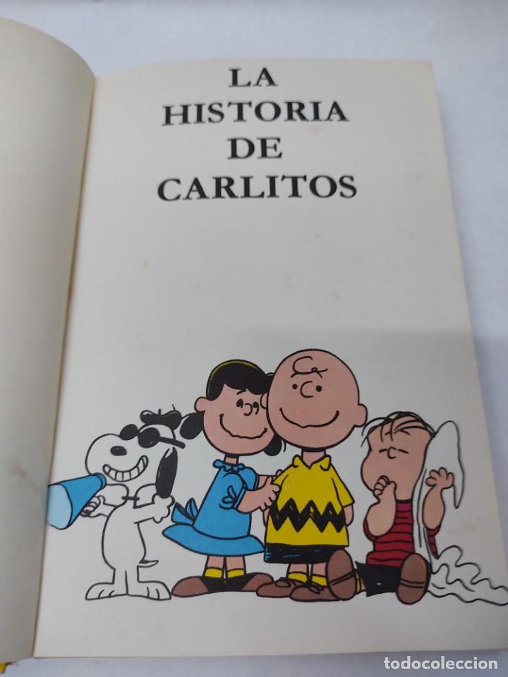 Cómics: CARLITOS Y LOS CEBOLLITAS TOMO 1 - BURU LAN - BURULAN - 1971 Y CARLITOS Nº 6 TEBEO - Foto 4 - 218886480