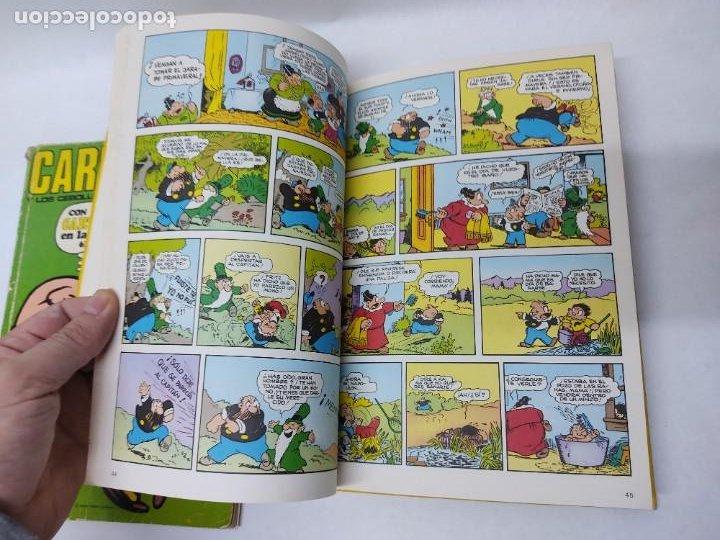 Cómics: CARLITOS Y LOS CEBOLLITAS TOMO 1 - BURU LAN - BURULAN - 1971 Y CARLITOS Nº 6 TEBEO - Foto 6 - 218886480