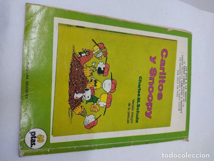 Cómics: CARLITOS Y LOS CEBOLLITAS TOMO 1 - BURU LAN - BURULAN - 1971 Y CARLITOS Nº 6 TEBEO - Foto 12 - 218886480
