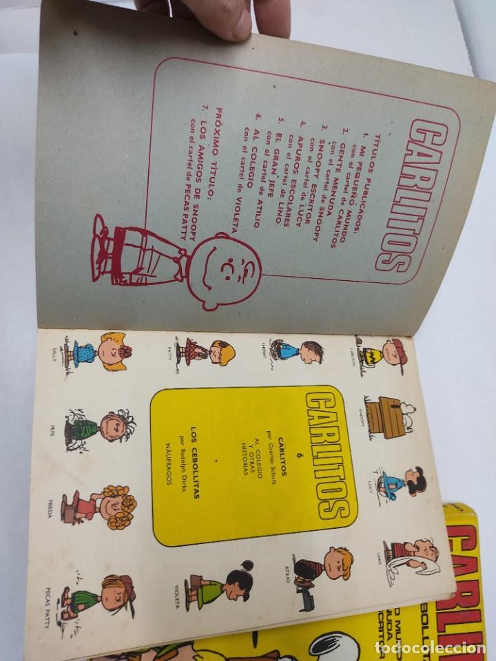 Cómics: CARLITOS Y LOS CEBOLLITAS TOMO 1 - BURU LAN - BURULAN - 1971 Y CARLITOS Nº 6 TEBEO - Foto 14 - 218886480