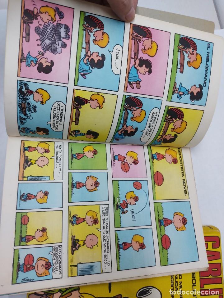 Cómics: CARLITOS Y LOS CEBOLLITAS TOMO 1 - BURU LAN - BURULAN - 1971 Y CARLITOS Nº 6 TEBEO - Foto 15 - 218886480