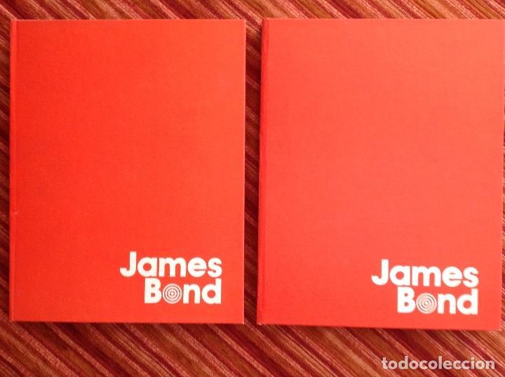 JAMES BOND-BURULAN-AÑOS 70-BUEN ESTADO (Tebeos y Comics - Buru-Lan - James Bond)