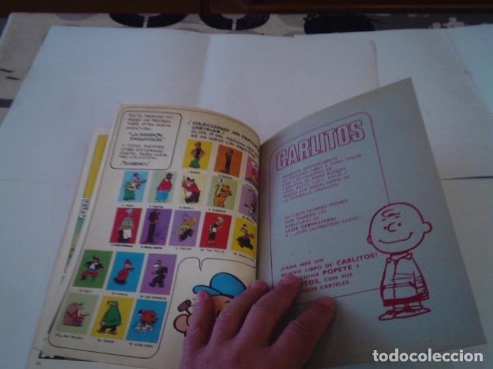 Cómics: POPEYE - NUMERO 6 - AVENTURA EN EL OESTE - EDICIONES BURU LAN - BUEN ESTADO - CJ 102 - GORBAUD - Foto 4 - 219063347