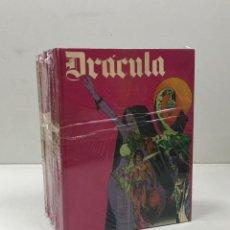 Fumetti: DRACULA / 5 X INFINITO / DELTA 99 (BURU LAN 1972) COLECCIÓN COMPLETA 6 TOMOS. Lote 219983101
