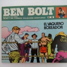 Cómics: BEN BOLT Nº5 - EL VAQUERO BOXEADOR. Lote 220068157