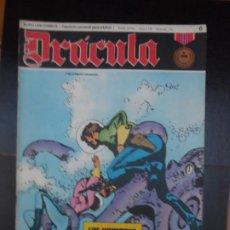 Cómics: DRÁCULA Nº 6 EDITORIAL BURULAN BURU LAN. Lote 220434665