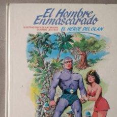 Cómics: EL HOMBRE ENMASCARADO: EL HEROE DEL OLAN. Lote 220501787