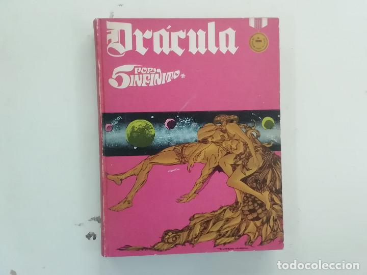 DRÁCULA : CINCO POR INFINITO - TOMO 2 - BURU LAN -(M12) (Tebeos y Comics - Buru-Lan - Drácula)