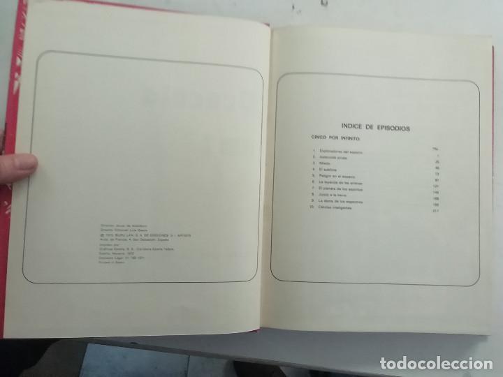 Cómics: DRÁCULA : CINCO POR INFINITO - TOMO 2 - BURU LAN -(M12) - Foto 5 - 220944316