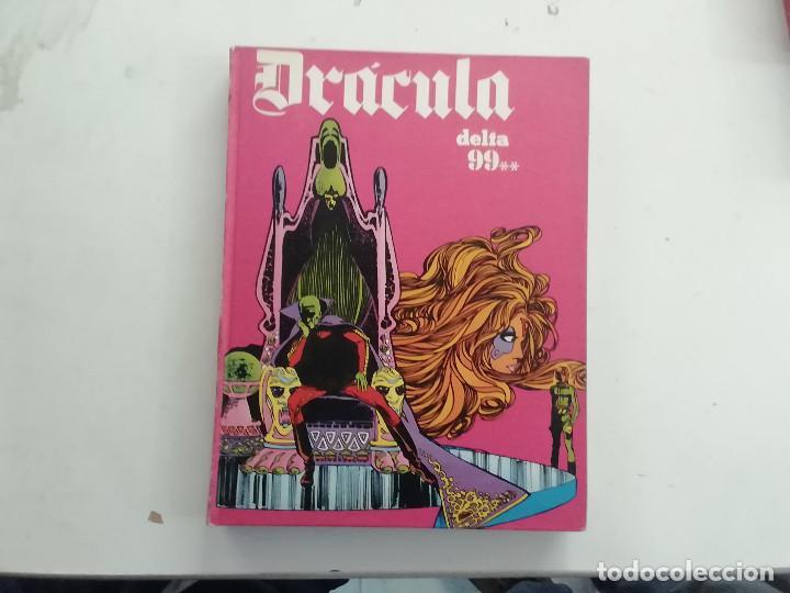 DRÁCULA : DELTA 99 - TOMO 5 - BURU LAN -(M12) (Tebeos y Comics - Buru-Lan - Drácula)
