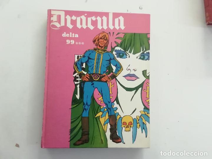 DRÁCULA : DELTA 99 - TOMO 6 - BURU LAN -(M12) (Tebeos y Comics - Buru-Lan - Drácula)