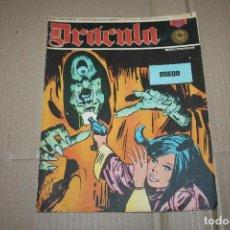 Cómics: DRÁCULA Nº 3, EDITORIAL BURU-LAN. Lote 221121396