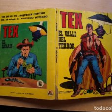Cómics: TEX - NUMERO 1 - BURULAN -. Lote 221266091