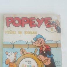 Cómics: POPEYE BURU LAN. Lote 221443106