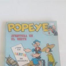 Cómics: POPEYE BURU LAN NUMERO 6. Lote 221443245