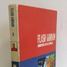Cómics: HEROES DEL COMIC: FLASH GORDON - TOMO 8, SABOTAJE EN EL ESPACIO - TAPA DURA ***BURU LAN EDICIONES***. Lote 221699777