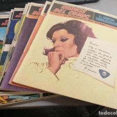 Cómics: EL HOMBRE ENMASCARADO / LOTE CON 22 FASCÍCULOS / BURU LAN 1971. Lote 221821578