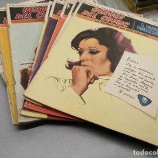 Cómics: EL HOMBRE ENMASCARADO / LOTE CON 15 FASCÍCULOS / BURU LAN 1971. Lote 221822066