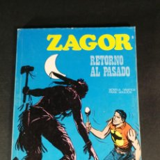 Comics : ZAGOR 9 RETORNO AL PASADO BURU LAN - BURULAN 1971. Lote 221875911