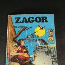 Comics : ZAGOR 6 LANZA ROTA BURU LAN - BURULAN 1972. Lote 221876130