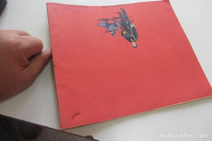 Cómics: JOHNNY HAZARD - Nº 9 LUCHA POR LA LIBERTAD BURU LAN 1974 BURULAN BURU LAN CX74 - Foto 2 - 221951631