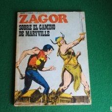 Cómics: ZAGOR BURU LAN - 1ª EDICIÓN - Nº 57 - BUEN ESTADO GENERAL. Lote 221324266