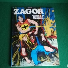 Cómics: ZAGOR BURU LAN - 1ª EDICIÓN - Nº 62 - MUY BUEN ESTADO. Lote 221324308