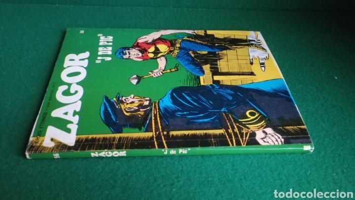 Cómics: ZAGOR BURU LAN - 1ª EDICIÓN - Nº 56 - MUY BUEN ESTADO - Foto 4 - 221324251