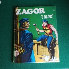 Cómics: ZAGOR BURU LAN - 1ª EDICIÓN - Nº 56 - MUY BUEN ESTADO. Lote 221324251