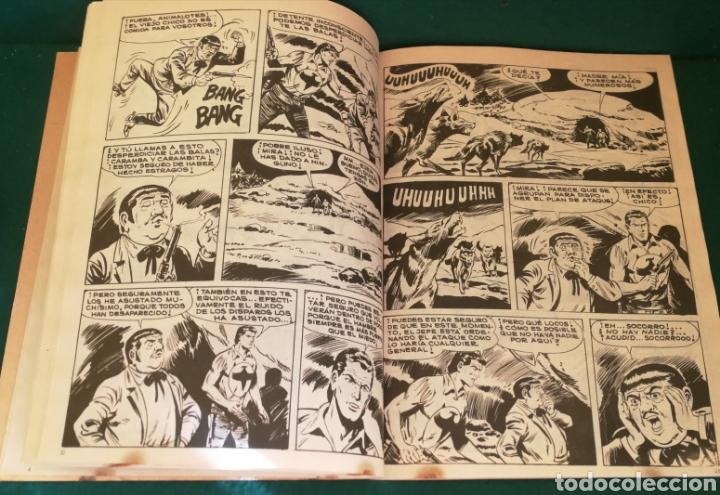 Cómics: ZAGOR BURU LAN - 1ª EDICIÓN - Nº 58 - BUEN ESTADO - Foto 6 - 221324282