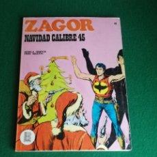 Cómics: ZAGOR BURU LAN - 1ª EDICIÓN - Nº 41 - MUY BUEN ESTADO. Lote 221324035