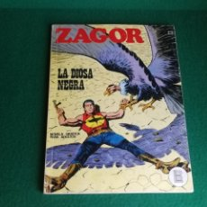 Cómics: ZAGOR BURU LAN - 1ª EDICIÓN - Nº 40 - MUY BUEN ESTADO. Lote 221324028